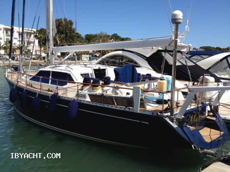 Nauticat Yachts OY Nauticat 515 Pilot house